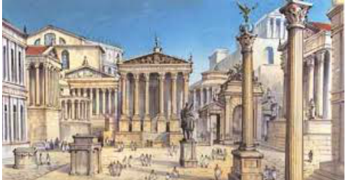 The Forum - Ancient Rome: The Forum and Sports